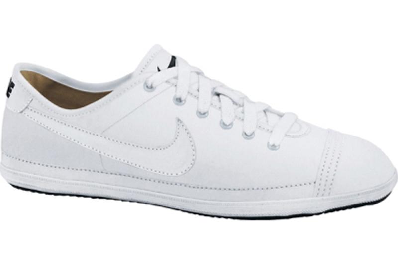 Chaussure de tennis Nike Flash en cuir pour Homme
