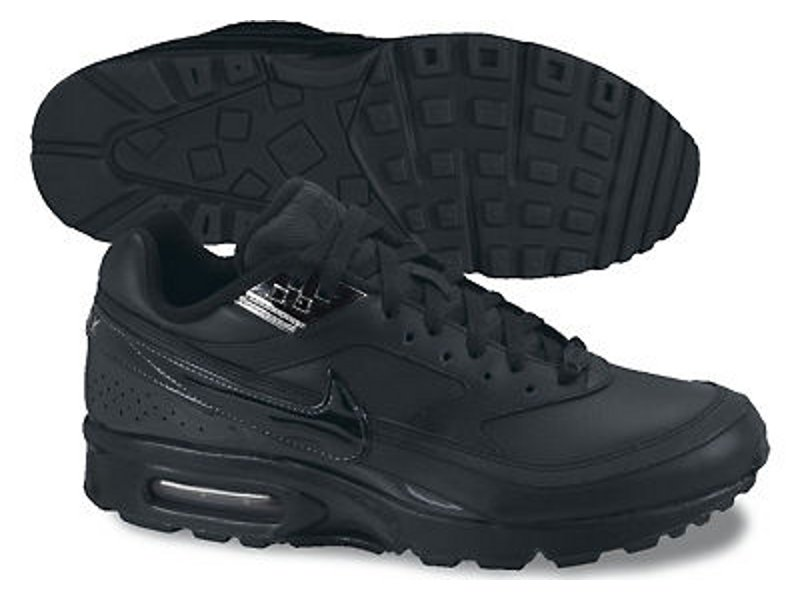 nike air classic bw black