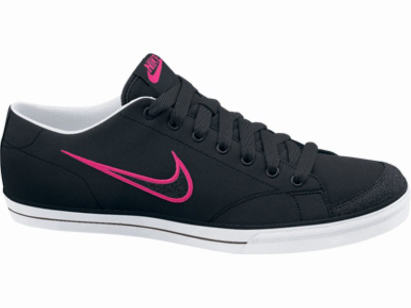 chaussure nike capri basse en toile pour femme sport flash plus. Black Bedroom Furniture Sets. Home Design Ideas