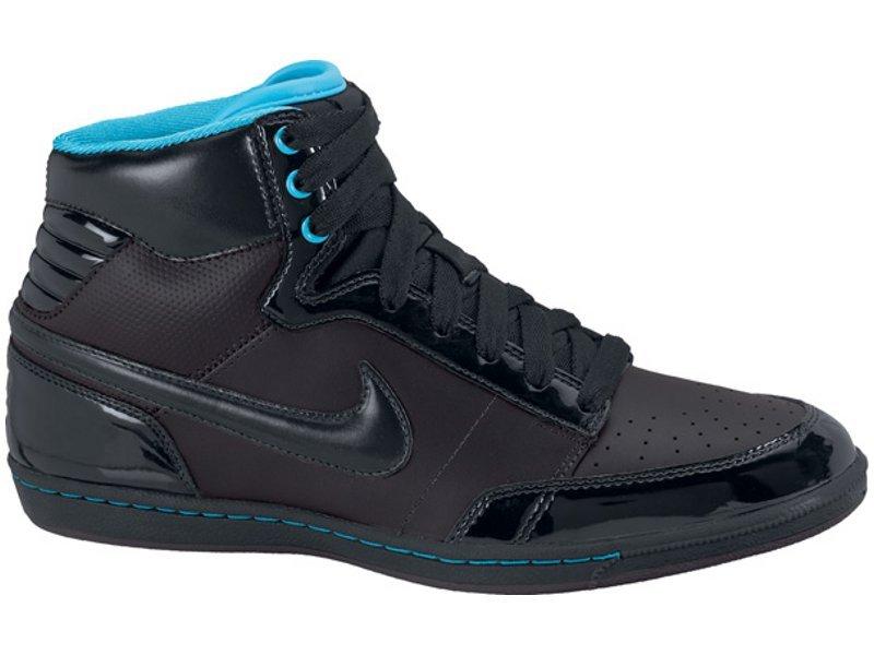 Chaussure Nike Double Team LT HI pour Femme