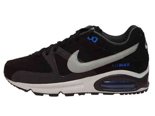 nouveau style 41a2f bc2b9 Chaussure Nike Air Max Command Leather pour Homme